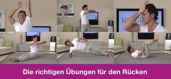 r ckenschmerzen 100 bungen gegen r ckenschmerzen. Black Bedroom Furniture Sets. Home Design Ideas
