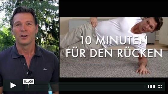 Andy Fumolo - die richtigen Übungen für den Rücken
