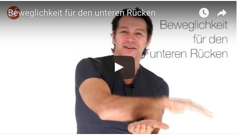 Beweglichkeit im unteren Rücken - www.rueckenfit.at